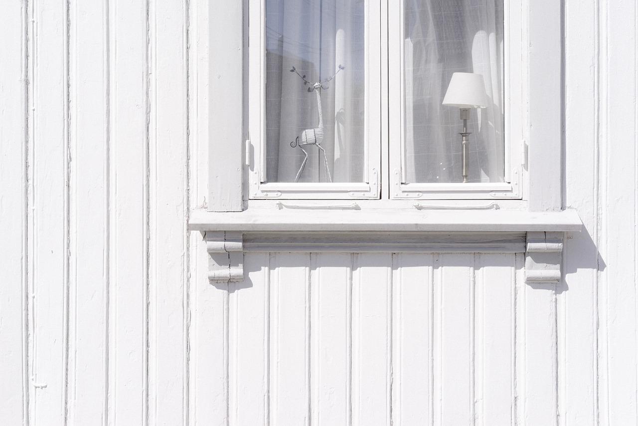 Comment éviter les rayures sur les vitres d'une fenêtre ?